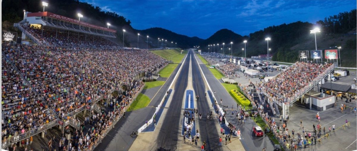 Drag racing fans invade Thunder Valley this week