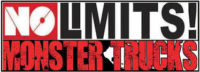 No Limits Monster Truck logo