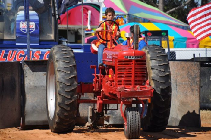 75th Annual Osceola County Fair Truck & Tractor Pull