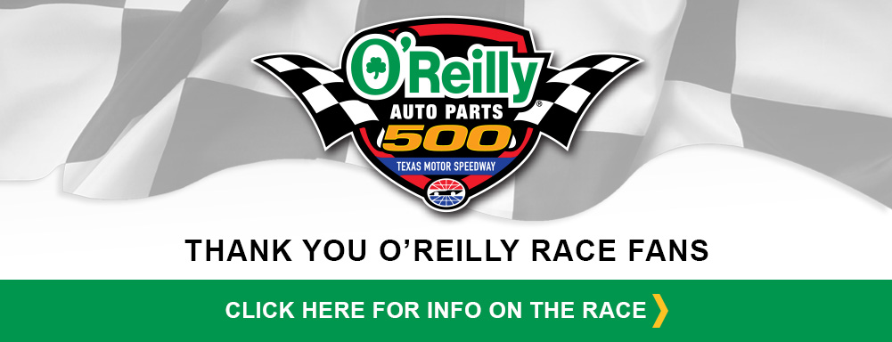 Thank You O'Reilly Race Fans! Click Here to See Highlights From Last Year's Race